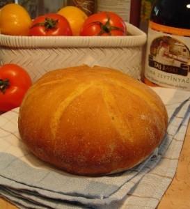 Balkabaklı Kahvaltı Ekmeği