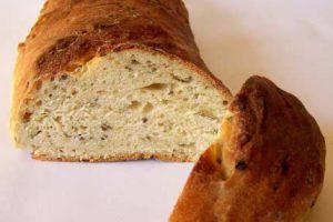 Kabaklı Maydonozlu Ekmek