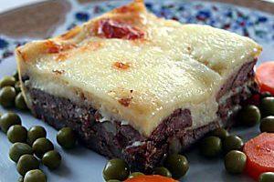 Kaşarlı Biftek