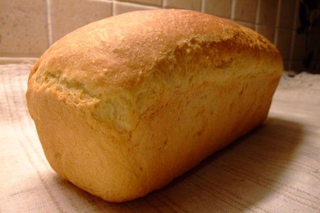 Trabzon Ekmeği (Tava Şekli)