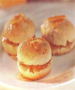 Marmelatlı Çörek
