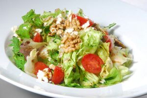 Metabolizmayı Canlandıran Salata