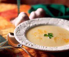 Buğdaylı Mercimek Çorbası