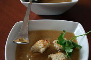 Yerelması Çorbası