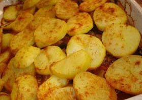 Sebzeli Patates Kavurması
