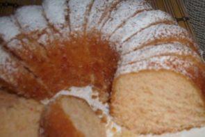 Tarçınlı Karanfilli Kek