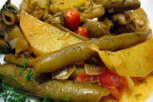 Patatesli Bakla