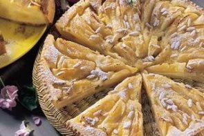 Fransız Usulü Elmalı Tart