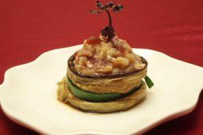 Pancarlı Patlıcan Salatası