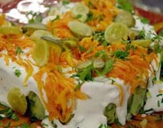 Güz Salatası