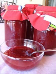 Kızılcık Marmelatı