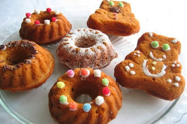 Minik Kekler